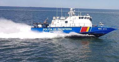 Încă un marinar turc din echipajul prins la braconat pe mare, arestat preventiv, la Constanţa