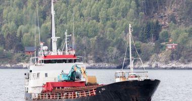 Incendiu pe o navă, în Norvegia