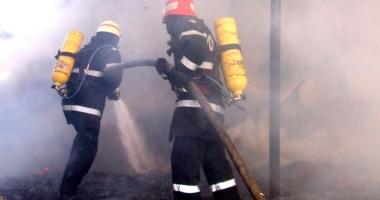 Incendiu la Restaurantul On Plonge, din portul Tomis