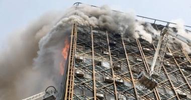 VIDEO / TRAGEDIE / Peste 30 de pompieri au murit în urma unui incendiu