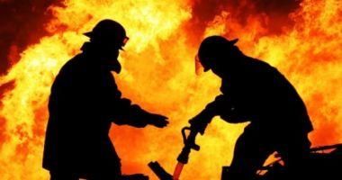 Grav accident rutier și incendiu devastator, în zona City Mall. Constănțeni, nu vă panicați!
