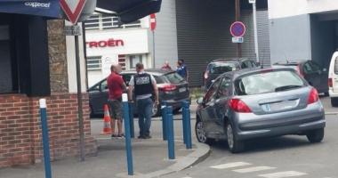 Atac cu cocktail molotov într-un restaurant românesc din Franţa. Trei victime!