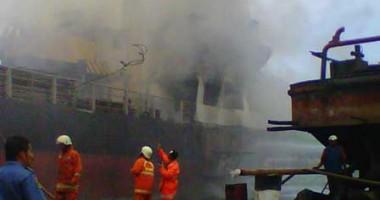 Un tanc petrolier de 127.575 tdw în flăcări; patru marinari grav răniţi