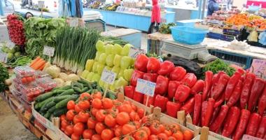 Încep controalele în pieţele de legume şi fructe