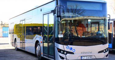 Autobuzele RATC îşi prelungesc programul până la miezul nopţii