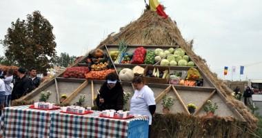 Sărbătoarea Recoltei şi Ziua pensionarului, la Mangalia