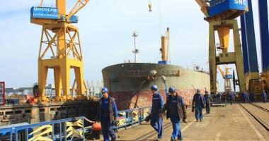 Industria navală românească răsuflă uşurată: