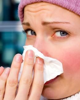 Aproximativ patru mii de infecţii respiratorii, înregistrate în judeţ