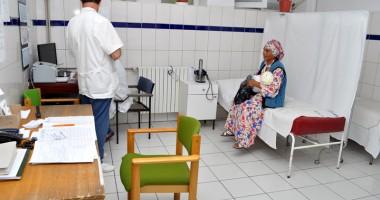 Mai mulţi bolnavi internaţi la Infecţioase