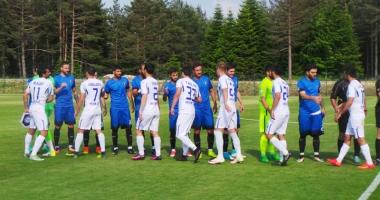 Înfrângere pentru FC Viitorul, în primul amical al cantonamentului din Turcia