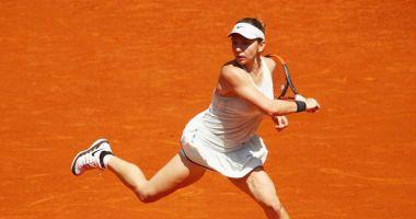 Înfrângere drastică pentru Simona Halep,  în finala de la Roma