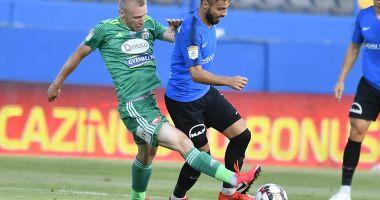 Înfrângere severă la Ovidiu pentru FC Viitorul