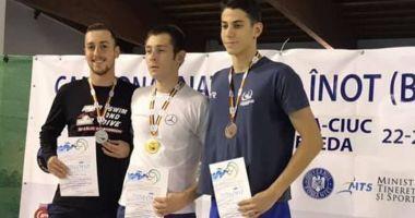 Înotătorii constănţeni s-au întors  cu medalii de la Campionatul Naţional