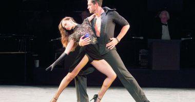 În paşi de tangou, pe faleza Cazino