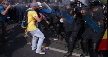 RAED ARAFAT, explicații despre substanțele lacrimogene folosite la protest