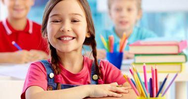 MEN: Începe a doua etapă de înscriere în învăţământul primar pentru anul şcolar 2019 - 2020