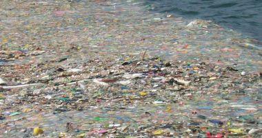 Insula de gunoaie din Pacific a ajuns de 3 ori cât Franţa!