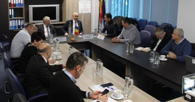 Întâlnire între conducerile camerelor de comerț din Constanța și Lesvos (Grecia)