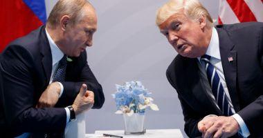 Donald Trump vrea să se întâlnească din nou cu Putin