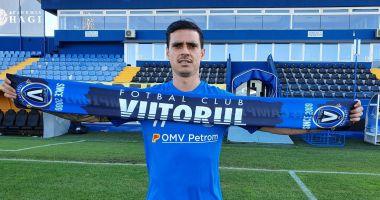 Întăriri din Serie A! FC Viitorul l-a transferat pe Adrian Stoian