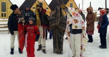 Să ne întoarcem la tradițiile sărbătorilor dacice