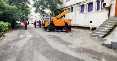 Atenție, șoferi! Lucrări de asfaltare în zona Dacia şi restricţii de circulaţie