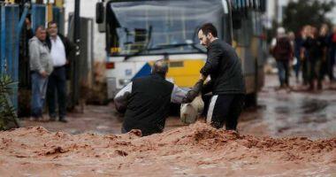 Atenţionare de călătorie transmisă de MAE - Cod portocaliu de ploaie, furtuni şi vânt, în Grecia