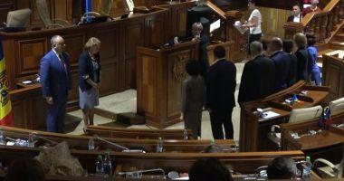 Guvernul Maia Sandu a depus jurământul, ce planuri are noul premier de la Chişinău