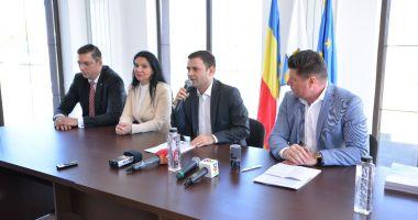 Investiții în orașul Techirghiol. Ce contract important a semnat primarul Iulian Soceanu