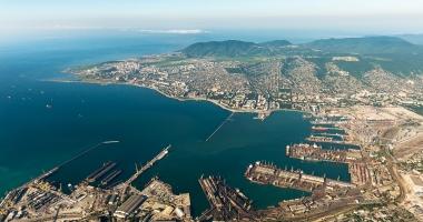 Investiţii în portul Novorossiysk, de la Marea Neagră