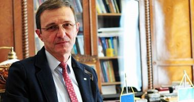 Ioan Aurel Pop, noul şef al Academiei Române