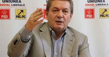 Se rupe USL? Ministrul Ioan Rus l-a acuzat pe Crin Antonescu de presiuni asupra sa