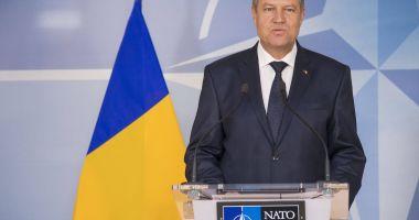 Președintele Iohannis participă la Summitul NATO