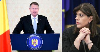 Foto : LOVITURĂ PENTRU PSD! Iohannis O PĂSTREAZĂ în funcţie pe şefa DNA!