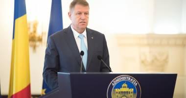 Preşedintele Iohannis a promulgat legea pentru Agenţia de Recuperare a Prejudiciilor
