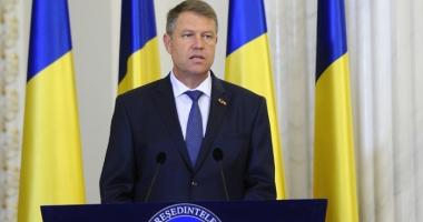 Iohannis a promulgat Legea pentru respingerea OUG 13  şi Legea pentru aprobarea OUG 14
