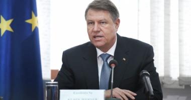 Preşedintele Klaus Iohannis va participa la Adunarea Generală a ONU de la New York
