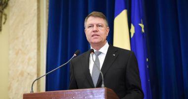 Preşedintele  Klaus Iohannis: Avem un guvern ireal. Dacă nu ar fi trist, ar fi de râs