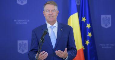 Klaus Iohannis participă la reuniunea informală a Consiliului European și la Summitul UE-India