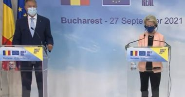 """Iohannis, după aprobarea PNRR: Putem schimba România în profunzime. """"Provocările  majore încep abia acum"""