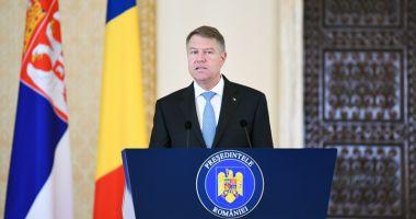 Klaus Iohannis: România se angajează să adere la Zona Euro cât mai repede