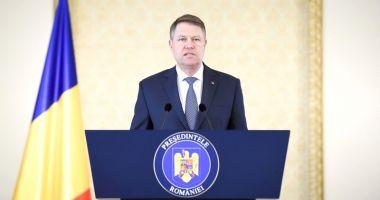 Klaus Iohannis: Opinia Comisiei de la Veneția, un semnal îngrijorător pentru Justiție