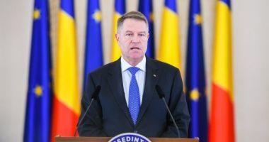 Iohannis îl felicită pe noul preşedinte al Ucrainei: Îmi exprim încrederea că vom putea să contribuim la consolidarea relaţiilor bilaterale