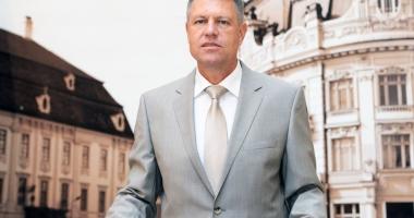 Klaus Iohannis, mesaj  la Mica Unire:  Să facem  din România  un stat cât  mai puternic
