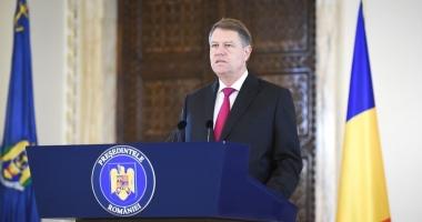 Iohannis: UDMR a fost, este și va rămâne un pilon principal al construcției democratice în România