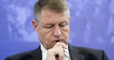 Consiliul Europei îi scrie lui Klaus Iohannis: România să ceară avizul Comisiei de la Veneţia pe legile justiţiei