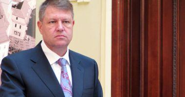 Iohannis cheamă  partidele la consultări  pe tema Legilor Justiției