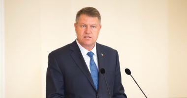 Klaus Iohannis:  În politica externă a României nu este loc de amatorism