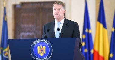 """Iohannis: """"Solicit clarificarea rapidă a situației în ceea ce privește dosarul pe numele lui Kovesi"""""""