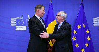 Klaus Iohannis a pledat în plenul PE  pentru consolidarea proiectului european